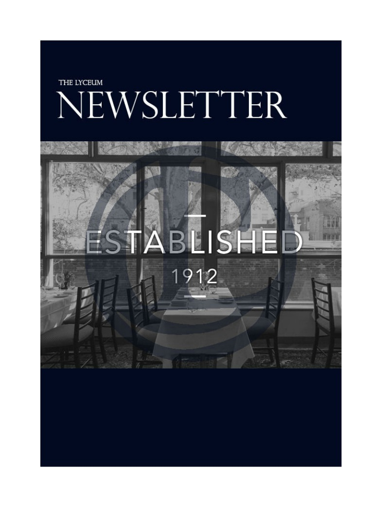 March 2017 Newsletter July 2017 Newsletter