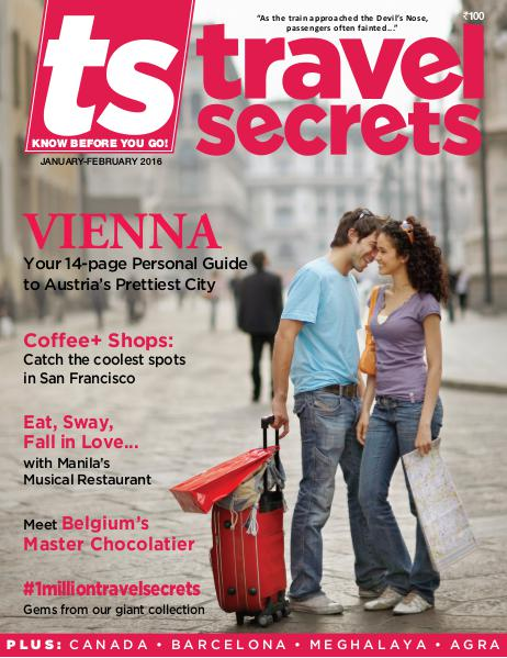 Travel Secrets January-February 2016