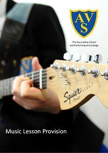 AVS Music Lesson Provision
