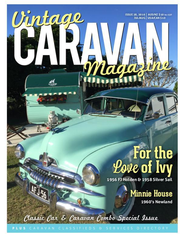 Vintage Caravan Magazine Issue 28