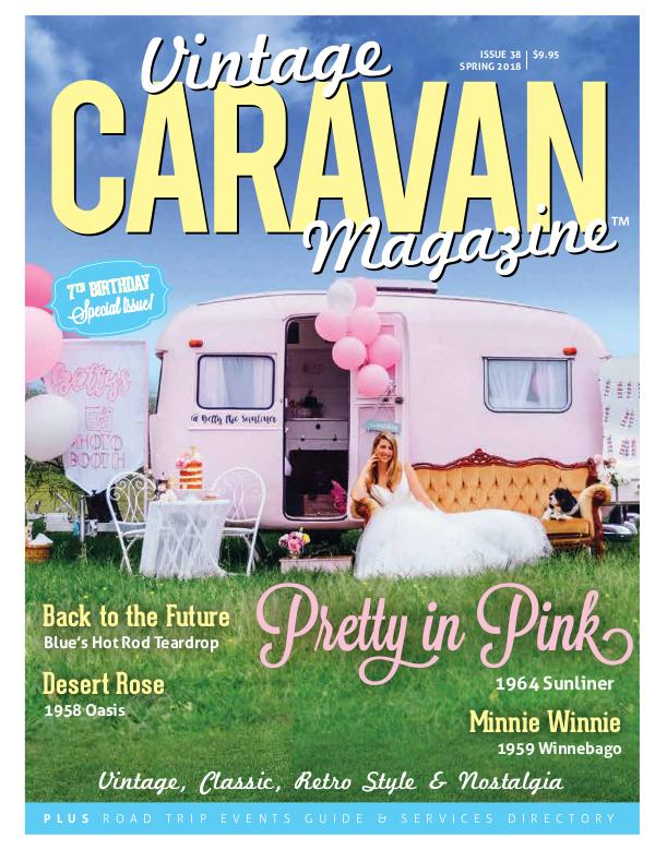 Vintage Caravan Magazine Issue 38