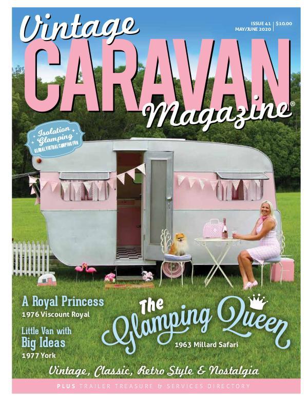 Vintage Caravan Magazine Issue 41