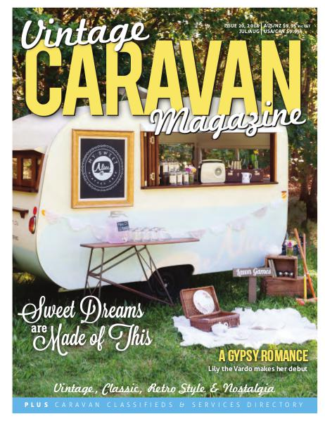 Vintage Caravan Magazine Issue 20