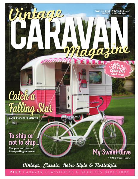 Vintage Caravan Magazine Issue 23