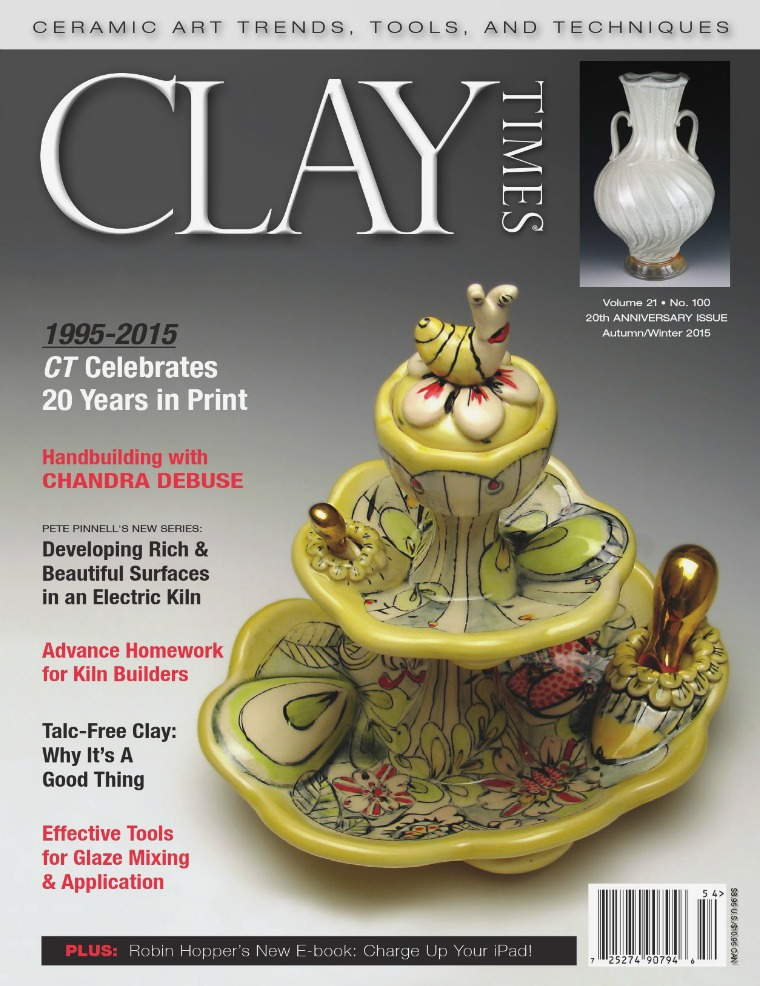 Clay Times FREE PREVIEW Issue Vol. 21 No. 100