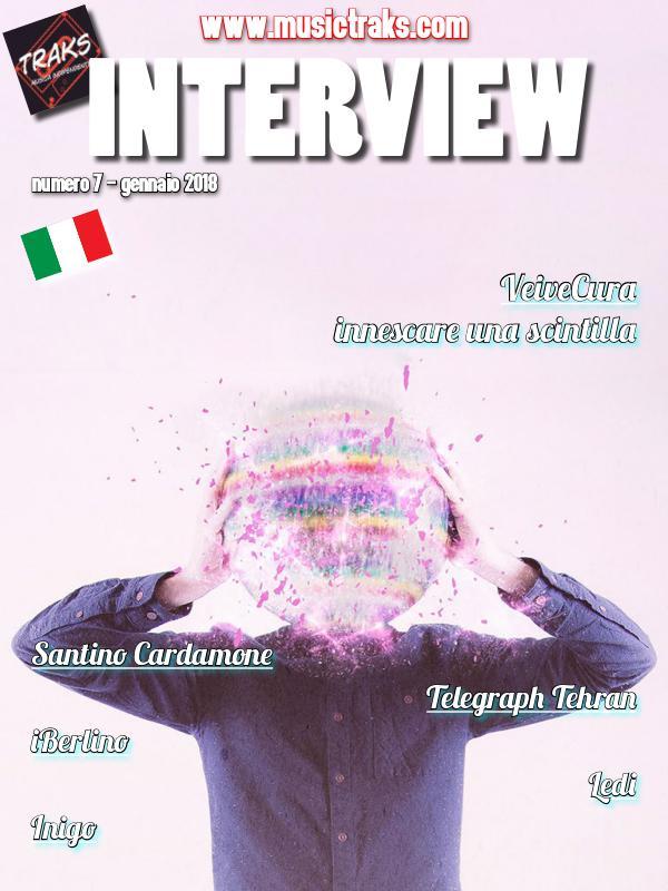 TRAKS INTERVIEW TRAKS INTERVIEW 007