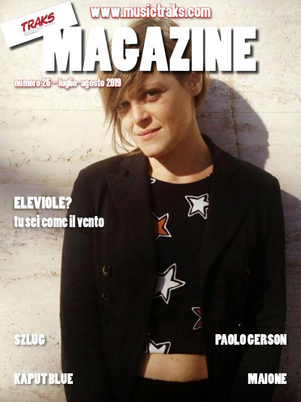 TRAKS MAGAZINE 026