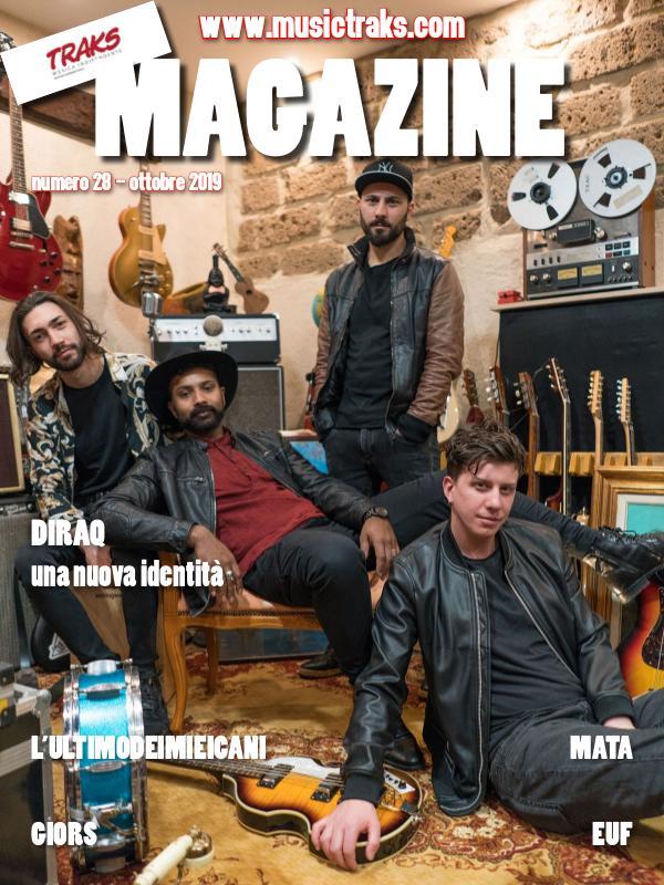 TRAKS MAGAZINE 028