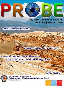 PROBE - Vol 9 Iss 1