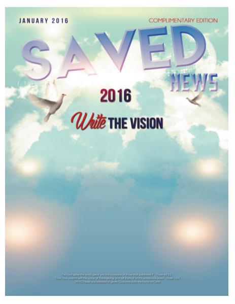 SAVED News January 2016
