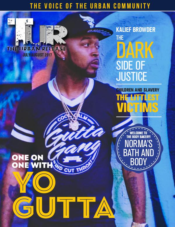 The Urban Release July / August 2017 Vol 15