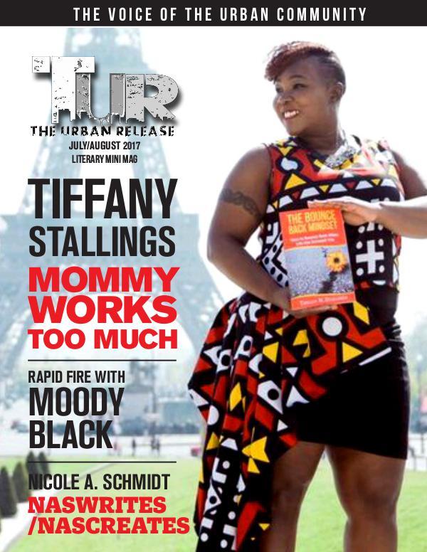 TUR Mini Magazine July / August Literary