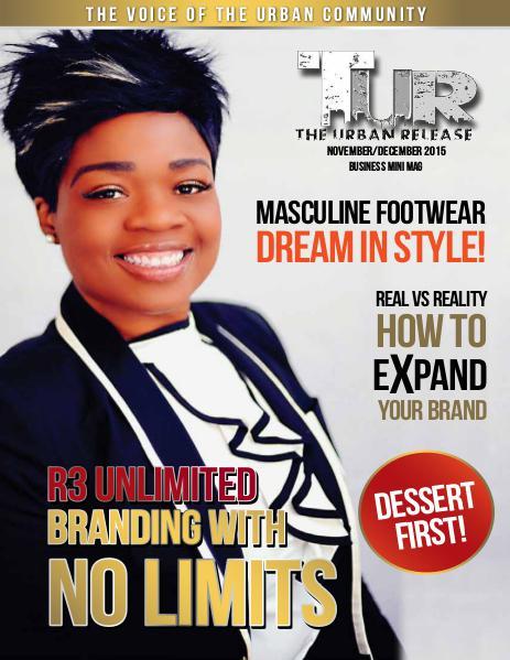 TUR Mini Magazine Nov/Dec 2015 Business Mini Mag