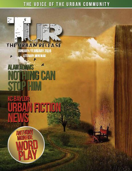 TUR Mini Magazine March/April 2016 Literary Mini