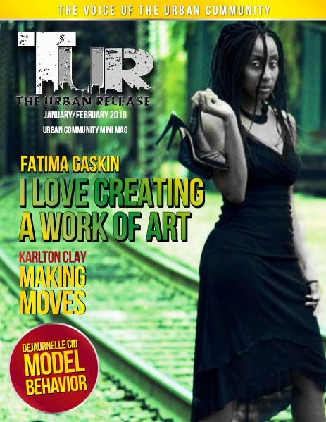 TUR Mini Magazine March/April Urban Community Mini