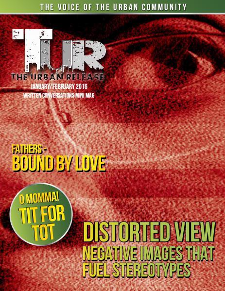 TUR Mini Magazine March/April 2016 Written Conversations Mini