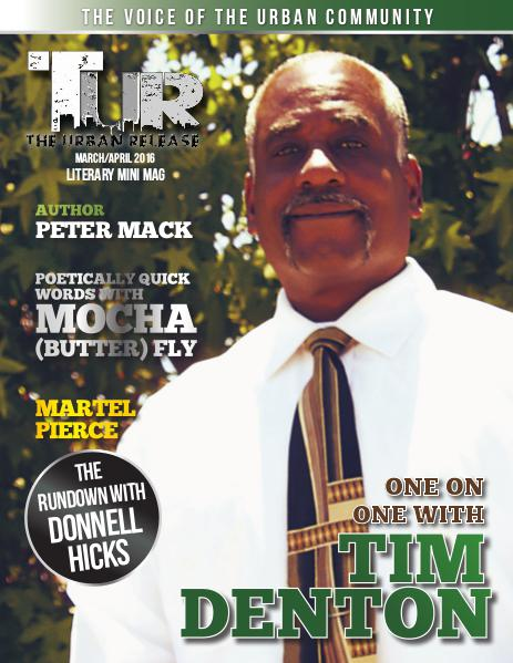 TUR Mini Magazine Literary Mini March/April 2016