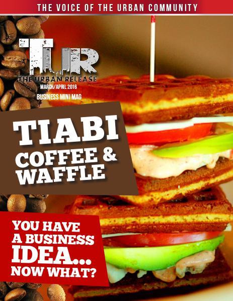 TUR Mini Magazine Business Mini Mag March/April 2016