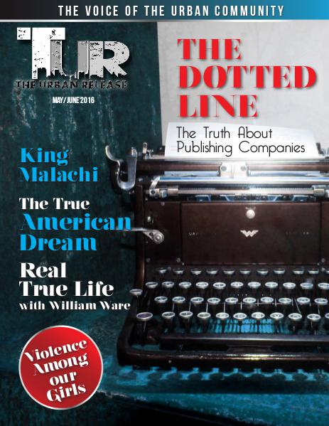 The Urban Release May/June 2016 Issue