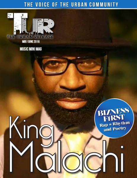 TUR Mini Magazine May/June 2016 Music Mini Mag