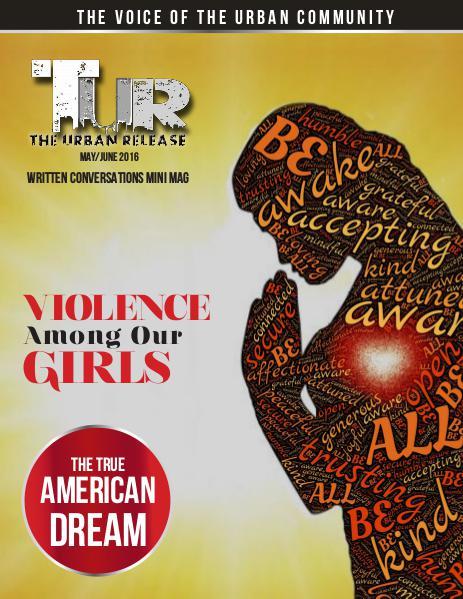TUR Mini Magazine May/June 2016 Written Conversations Mini Mag