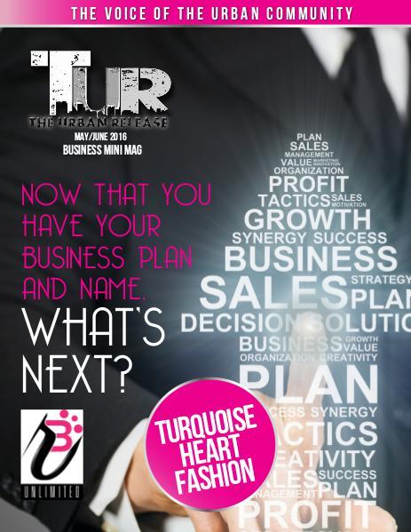 TUR Mini Magazine May/June 2016 Business Mini Magazine