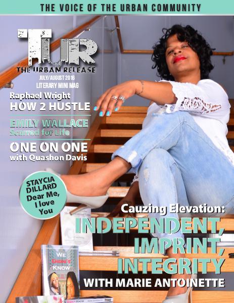TUR Mini Magazine Literary August/September 2016