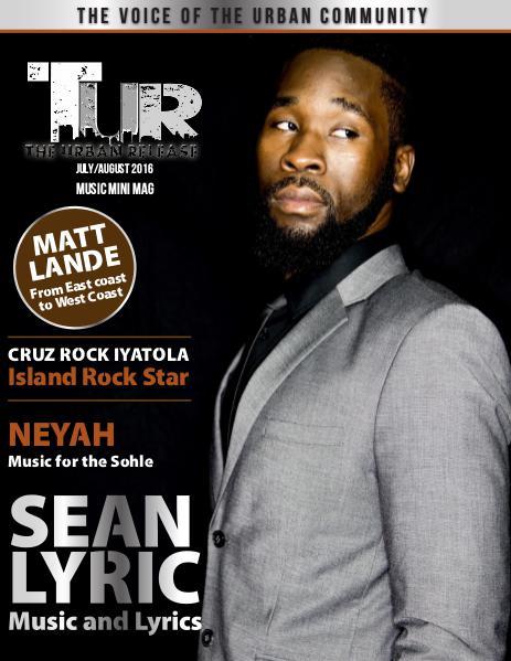 TUR Mini Magazine Music August/September 2016