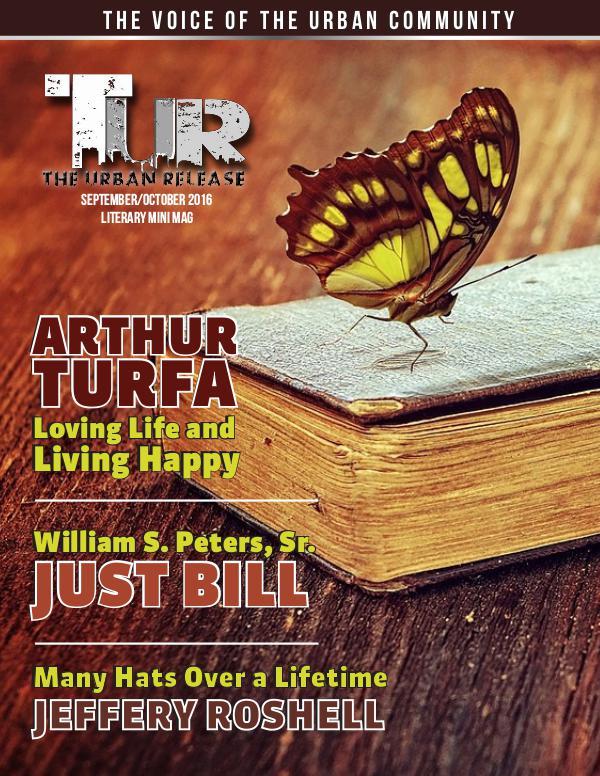 TUR Mini Magazine Sept/October 2016 Literary