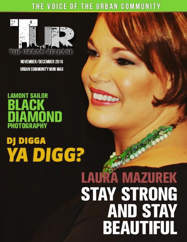 TUR Mini Magazine November/December 2016