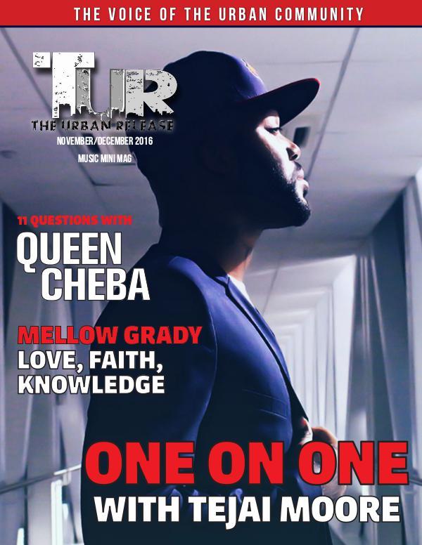 TUR Mini Magazine Music November/December 2016