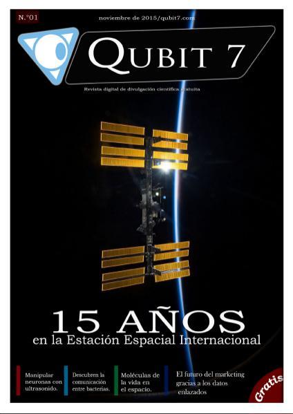 Qubit7 No.01 noviembre 2015 No. 01