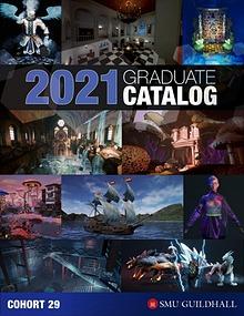 SMU Guildhall Graduate Catalog 2021 — Cohort 29