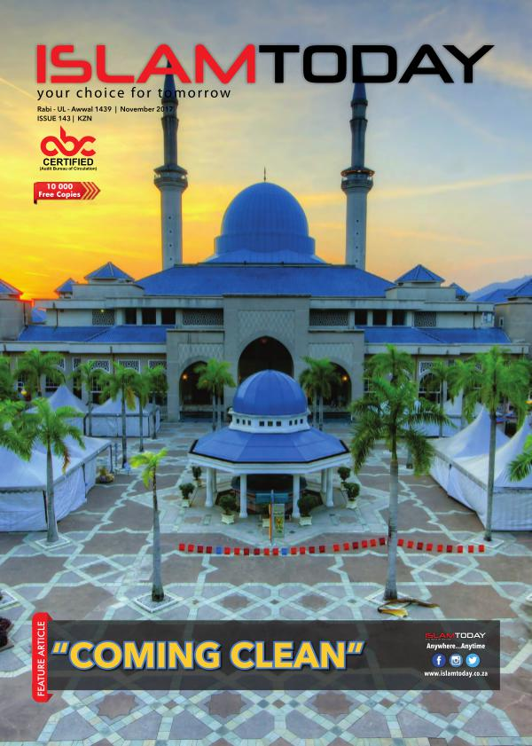 Islam Today Issue 143 DBN