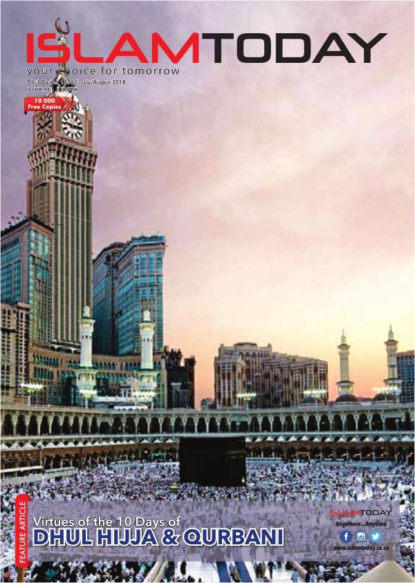 Islam Today Haj JHB 44