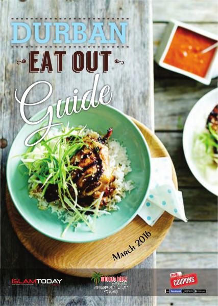 Durban Eat Out Guide