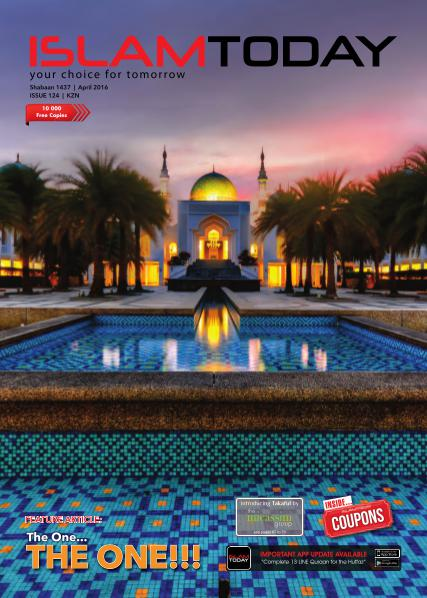 Islam Today Issue 124 DBN