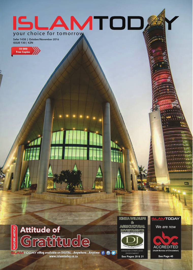 Islam Today Issue 130 DBN