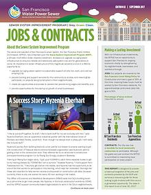 SSIP Jobs & Contracts Report