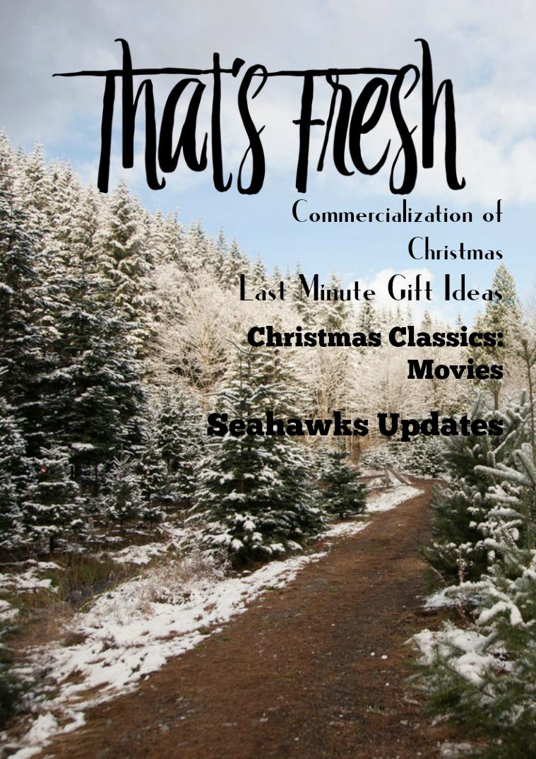 That's Fresh December Issue