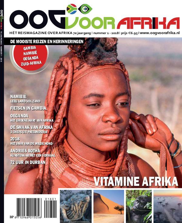 OOG VOOR AFRIKA OOG VOOR AFRIKA 01-2018
