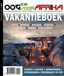 OOG VOOR AFRIKA Vakantieboek