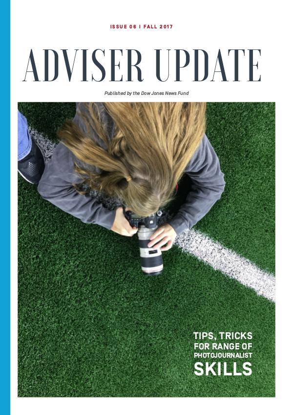 Adviser Update Fall 2017