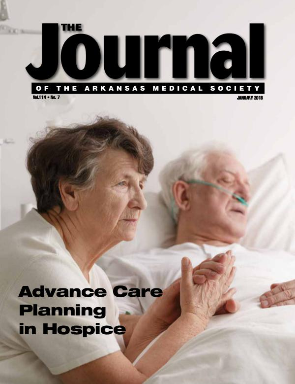 The Journal of the Arkansas Medical Society Issue 7 Vol 114