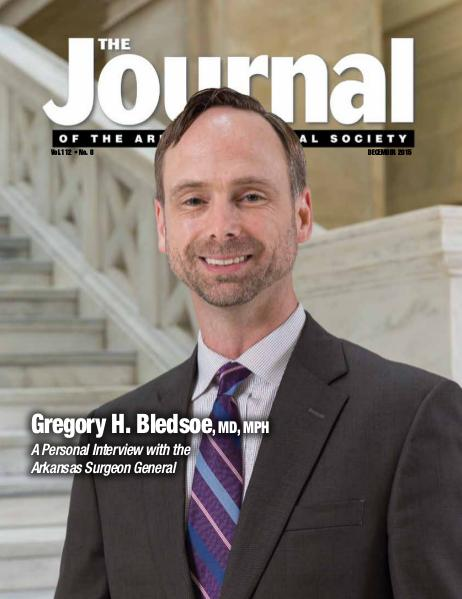 The Journal of the Arkansas Medical Society Vol 112, Issue 8