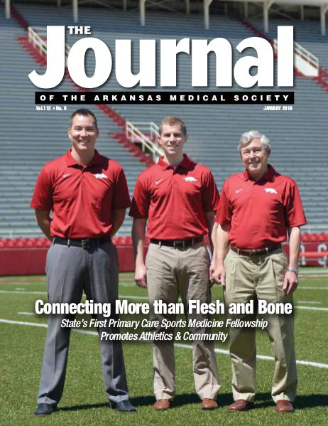 The Journal of the Arkansas Medical Society Volume 112, Issue 9