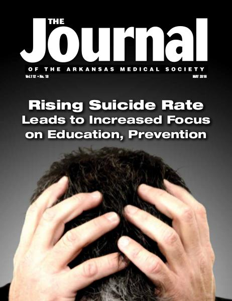 The Journal of the Arkansas Medical Society Issue 13 Vol 112