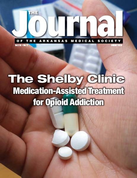 The Journal of the Arkansas Medical Society Issue 2 Vol 113