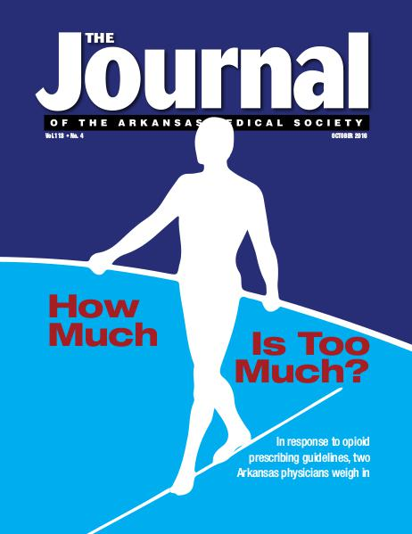 The Journal of the Arkansas Medical Society Issue 4 Volume 113