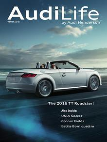 AudiLife by Audi Henderson